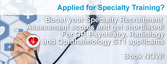 Specialty Recruitment Assessment Course
